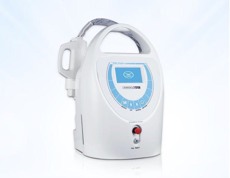 Laser Qswitch do usuwania mikropigmentacji skóry głowy