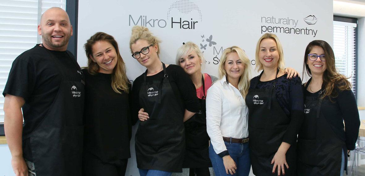 szkolenie mikropigmentacja skóry głowy Mikro Hair