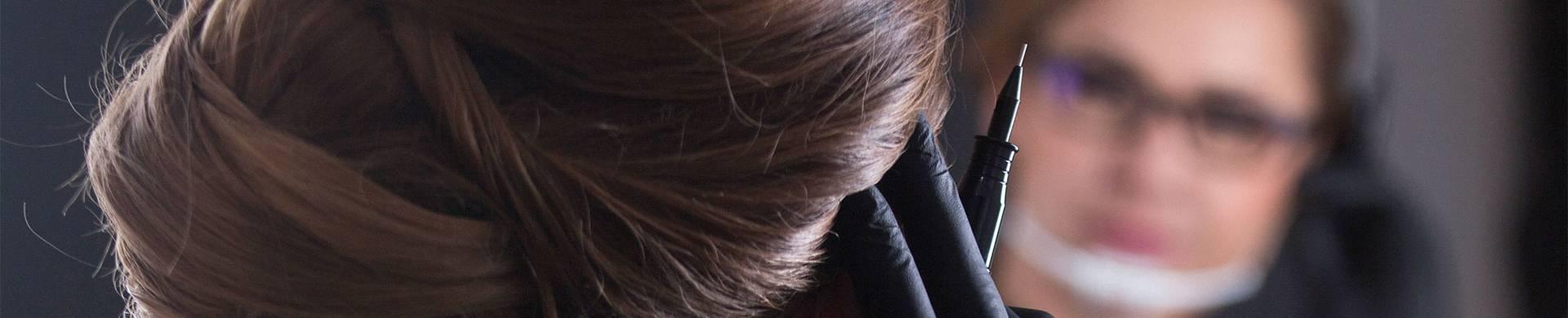 Mikropigmentacjia skóry głowy