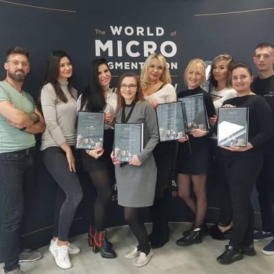szkolenie mikropigmentacja Agnieszka Zapała