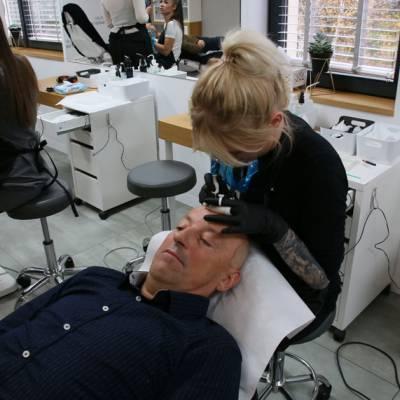 szkolenie z pigmentacji głowy