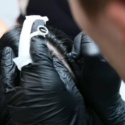 zagęszczanie skóry głowy  szkolenie