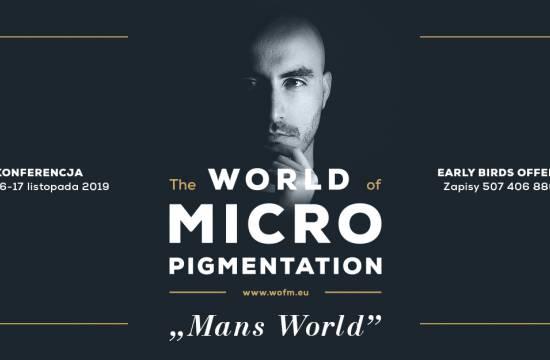 konferencja mikropigmentacja męska