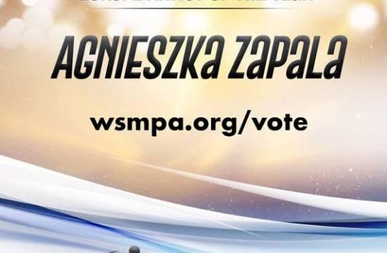 world scalp Agnieszka Zapała